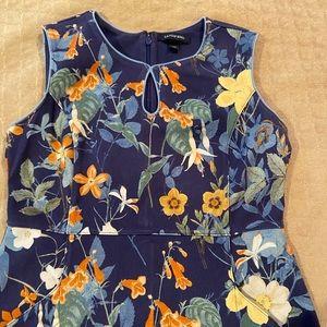 Lands' End Size 6P Sheath Dress